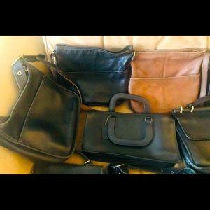 Project bundle of 19 Coach PROJECT purses